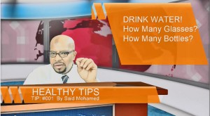 The Importance Of Drinking Sufficient Amount of Water